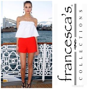 Francesca's Collection Coral Short size S